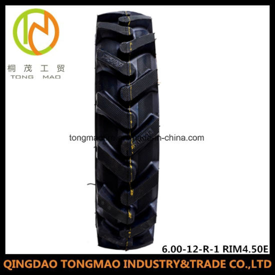 Paddy Radial Tractor Tire for Farm (600-12) pictures & photos