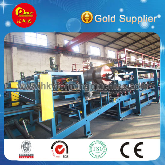 EPS Sandwich Panel Forming Equipment Building Material Making Machinery
