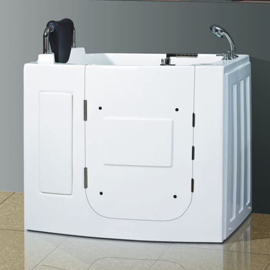 China Walk in Tub Shower Combo with Seat Bathtub for Disabled ...