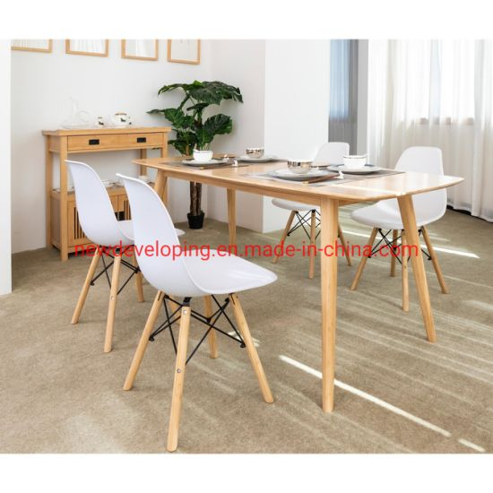 China Fsc Bamboo Panel Dining Room Set, Modern Formal Dining Room Chairs