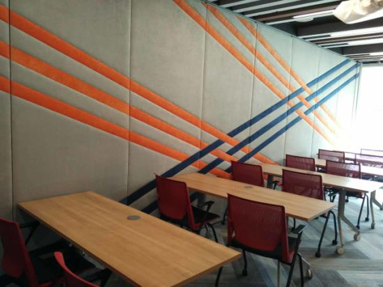Soundproof Partition Walls for Office, Meetingroom, Conference Hall pictures & photos