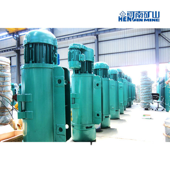 CD1 MD1 Model Wire Rope Electric Hoist