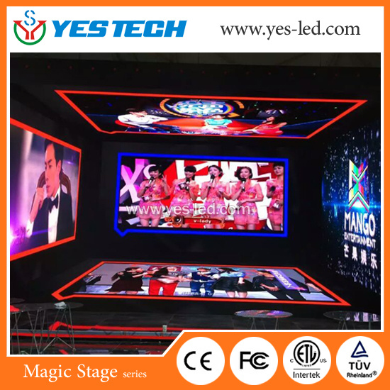P3.9mm Indoor LED Display Board with Competitive Price