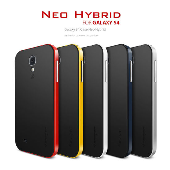 more photos 62a75 fdfec China Neo Hybrid Spigen Sgp Case for Galaxy S5 Case - China Neo ...