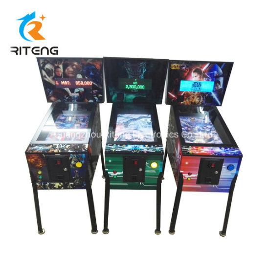 Virtual Pinball Machine 3D Pinball Machine Arcade Game