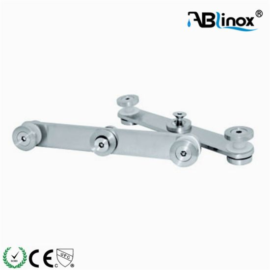 Stainless Steel Glass Clip, Glass Clamp/ Glass Hardware
