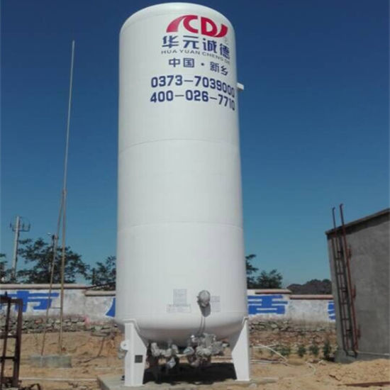 High Quality Cryogenic Liquid Oxygen Tank pictures & photos