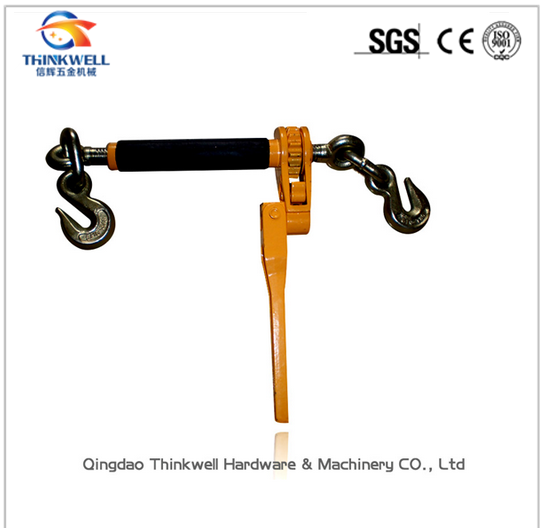 Forging Steel Folding Ratchet Load Binder for Chain pictures & photos