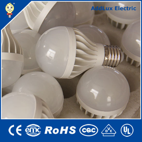 Ce UL Saso Good Quality & Price SMD 5W E27 Energy Saving LED Light Bulb Made in China for Home & Business Indoor Lighting From Best Distributor Factory