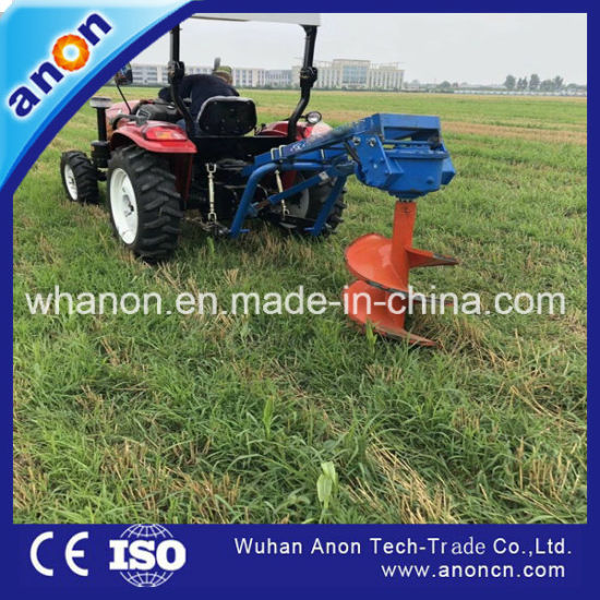 Anon Tractor Mounted Post Hole Digger for Sale