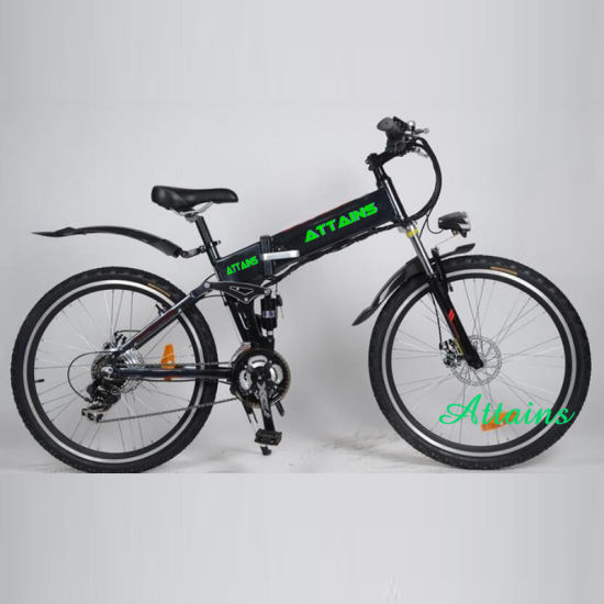 Good Price Oem Electric Motorized Foldable Bike City Made In China