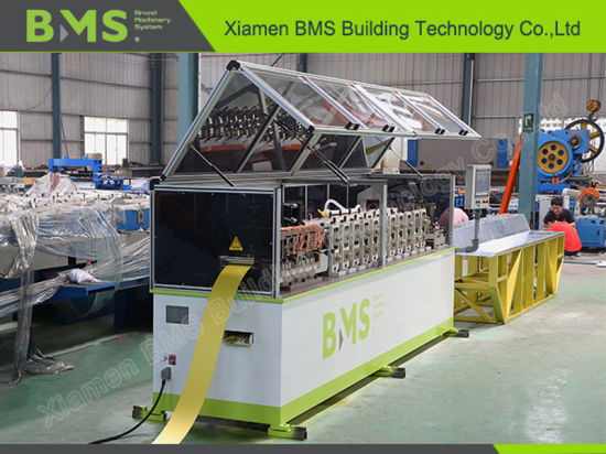 BMS C/U Truss Roll Forming Machine with Servo Motor /Light Building Machine pictures & photos