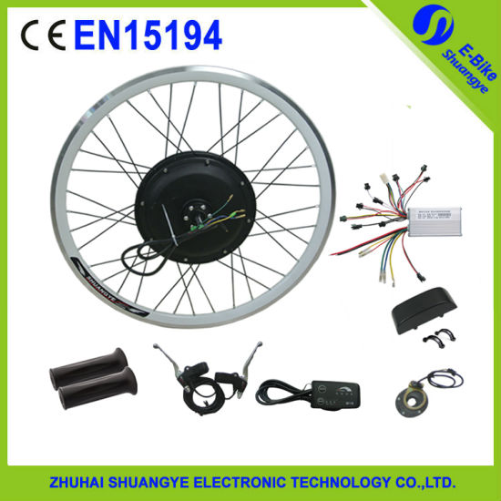 Big Watte of Electric Motor Kit for Electric Moutain Bike pictures & photos