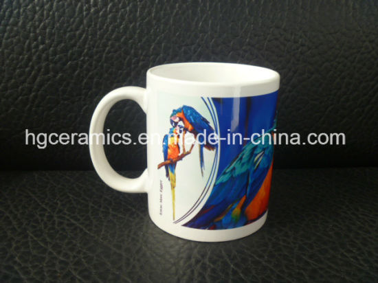 Sublimation Coated Mug, Sublimation Mug pictures & photos