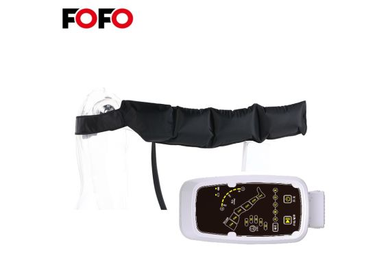 Muscle Pain Relief Sequential Boots Device with Handheld Controller with Knee Heat Function