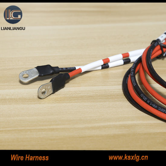 China Garden Tool Wire Harness Wicking embly Wiring Harness ...