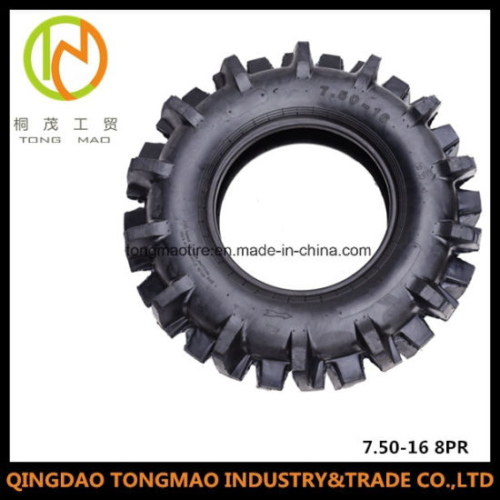 China Agricultural Tractor Farm Tire for Irrigation (7.5-16) pictures & photos