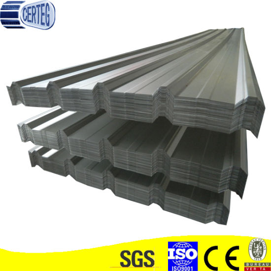 Made in China Corrugated Roof Metal Sheet (YX25-205-820)
