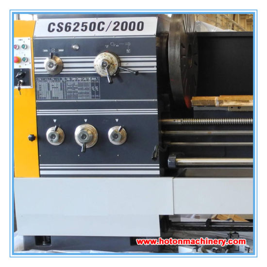 High Precision Universal Gap Bed Turning Lathe (CS6240 CS6240B) pictures & photos