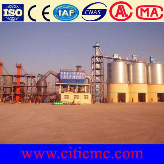 Citic IC Steel Slag Vertical Mill pictures & photos