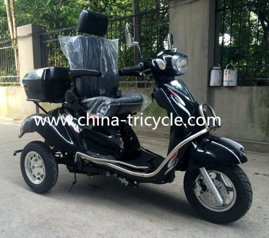 70/110cc Scooter/Handicapped Tricycle /3 Wheel Motorcycle (DTR-5B) pictures & photos