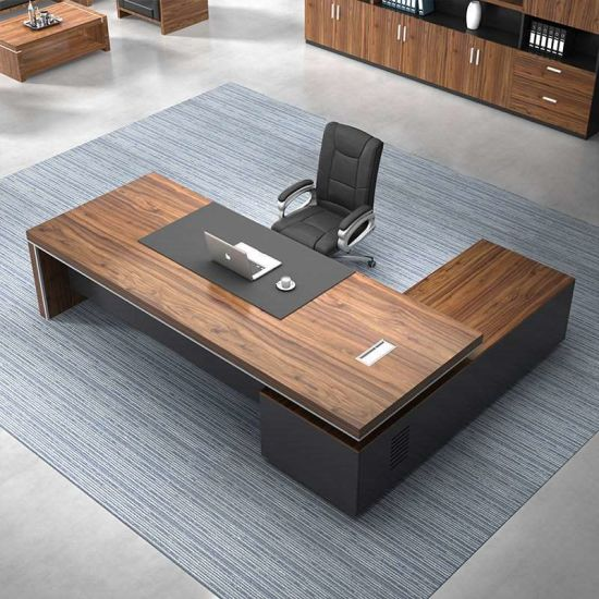 New Design Office Table Desk Melamine Executive Table Modern