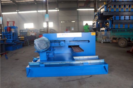 Metal Sheet Door Rolling Machine From Reliable Seller pictures & photos