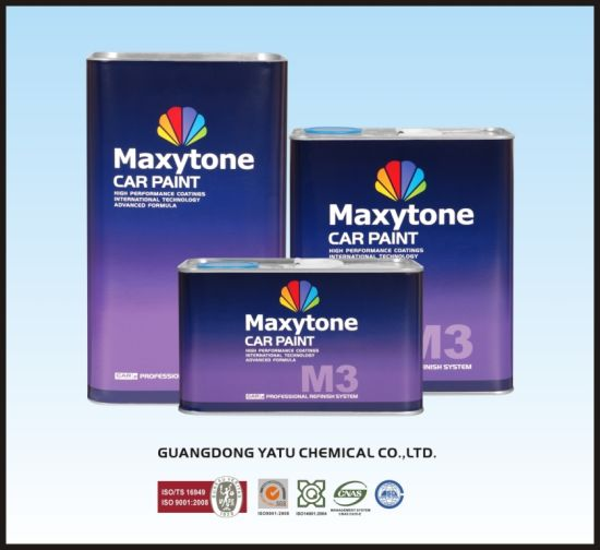 Maxytone Series Weathering Resistant Clear Coat