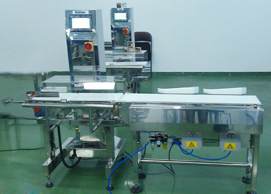 150bags Weight Checking Machine Cwc-M220 pictures & photos