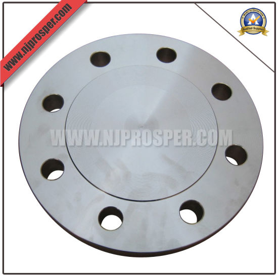 Stainless Steel Blind Flanges (YZF-F132) pictures & photos
