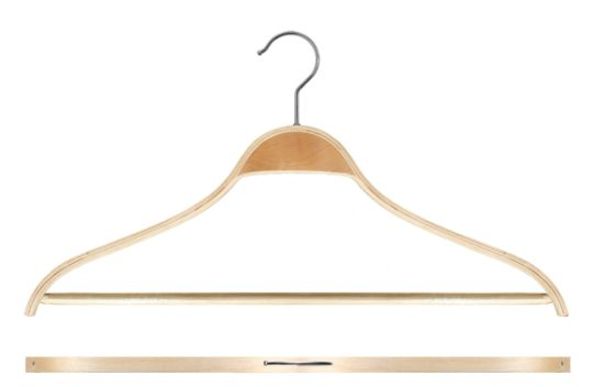 New Easy OEM Wooden Wire Clothes Hanger