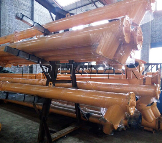 Transportation Machinery Diameter 325mm* 9m Screw Conveyor for Sale