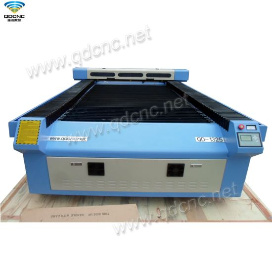 1325 Laser Cutting Machine with Water Cooling, DSP Qd-1325