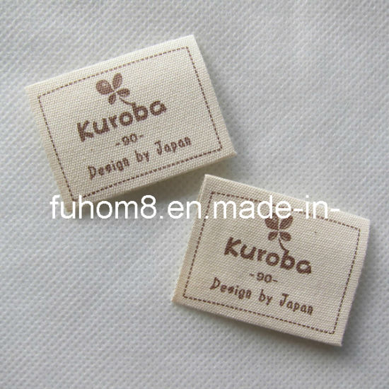 Printing Clothing Cotton Label (sheet or roll)