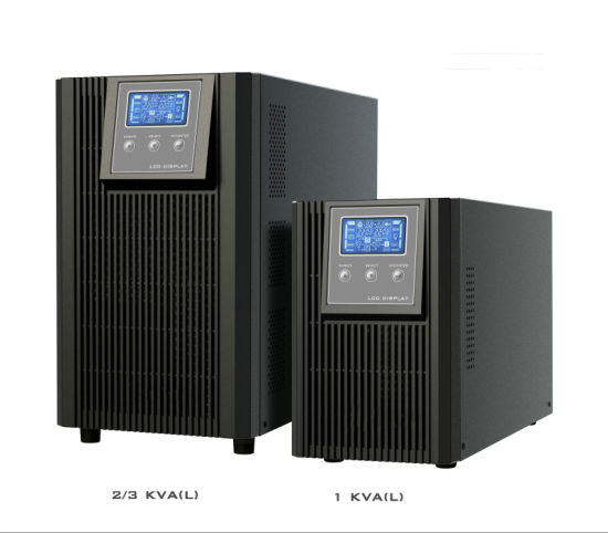 Online High Frequency UPS Uninterruptible Power Supply for Computer Good Quality China Supplier pictures & photos