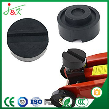 Universal Slotted Frame Rubber Jack Pad