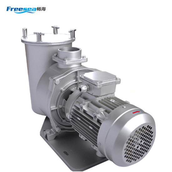 High Flow Rate Stainless Steel Sanitary Centrifugal Water Pump pictures & photos