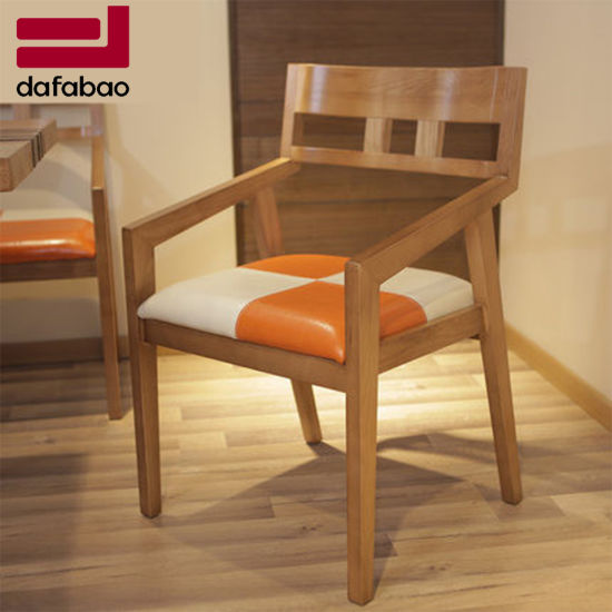 Modern Living Room Hotel Furniture Restaurant Wooden Dining Chair (CH636) & China Modern Living Room Hotel Furniture Restaurant Wooden Dining ...