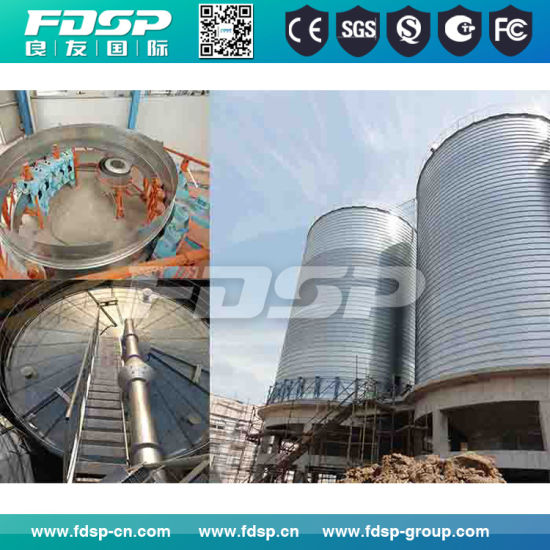 Wood Sawdust Silo Sale, 10t Cement Silo, Storage Silo for Sale pictures & photos