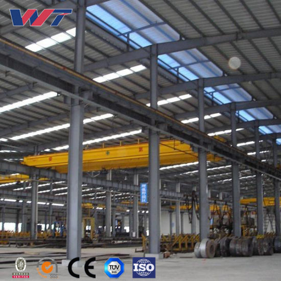 China Steel Structure Factory Warehouse Steel Frame Construction ...
