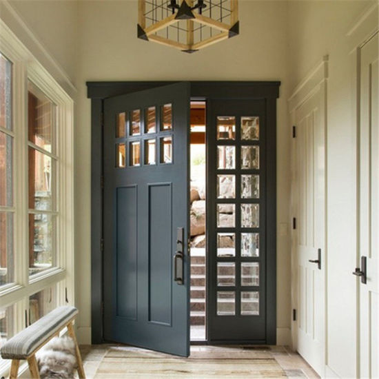 Painting Composite Wooden Interior Door