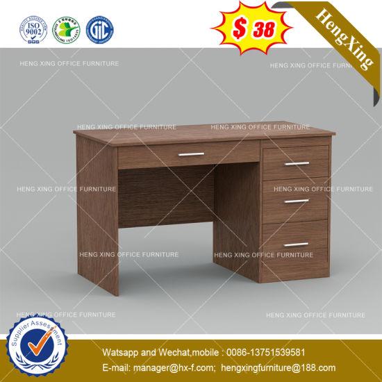 Direct Sale Price Classic Style Winge Color Office Computer Desk (Hx 8ne046)