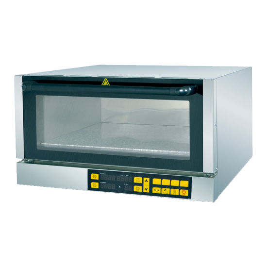Stainless Steel Commercial Electric Pizza Oven for Hotel Retaurant Kitchen Use