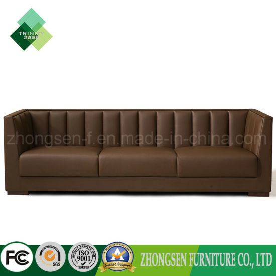 China Modern Practical Leather Sofa Set 3 Seater Sofa for ...