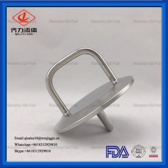 Sanitary/Food Grade Stainless Steel Ferrule Blank with Handle pictures & photos
