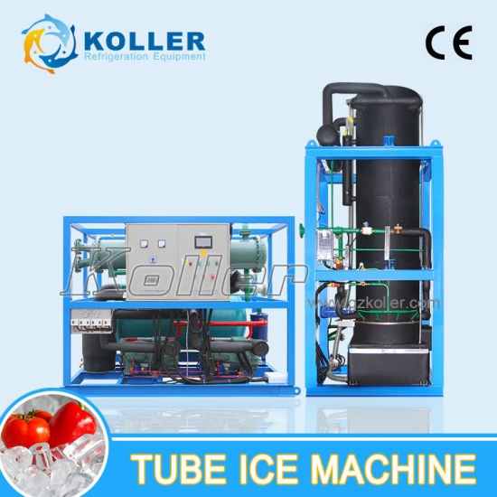 20 Tons/Day Koller Tube Icemachine for Ices Sellers (TV200) pictures & photos