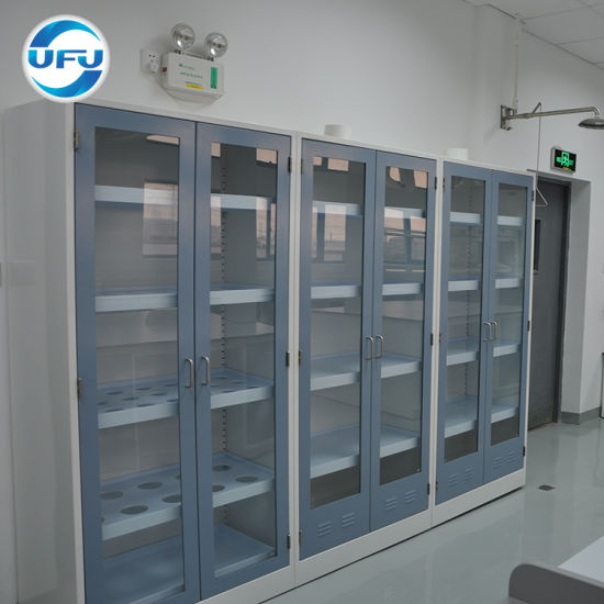 Professional Laboratory PP Utensil Storage Cabinet for Sale pictures & photos
