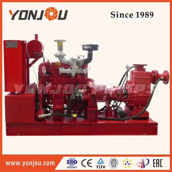 China Fire Fighting Truck Water Pump, Fire Pump