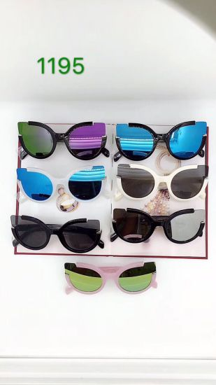 Fashion and New Design Sunglasses with Many Designs
