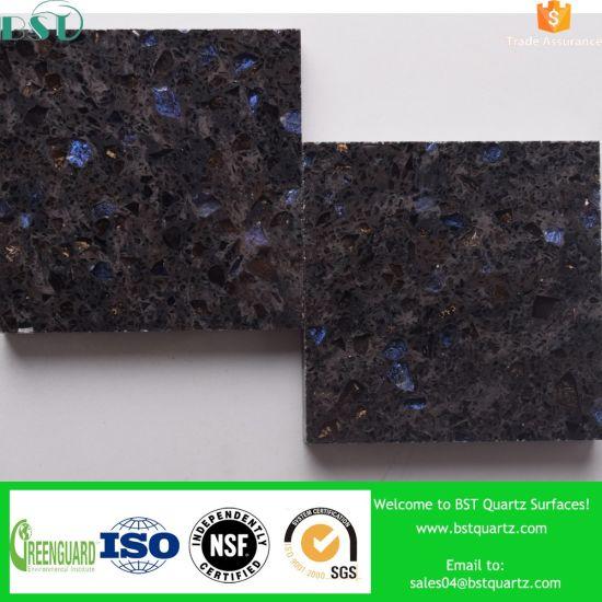 engineered quartz countertops. Purple Shiny Deep Grey Sparkle Engineered Quartz Stone Countertops R